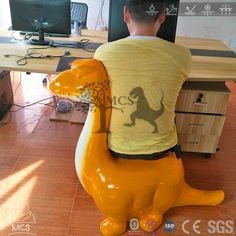 Dinosaur Office Computer Chair For Sale Otd023 In 2019