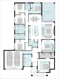 Coolum One Upgrades - Floor plan by McDonald Jones