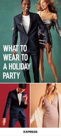 It's the most wonderful time of the year—and that goes for weddings too! If your friends are saying 'I do' this winter, take the opportunity to work some festive trends into your wardrobe. When it comes to dresses—sequins, lace and velvet are all on the table. Just make sure you don't upstage the bride. Shop them all at Express.com.