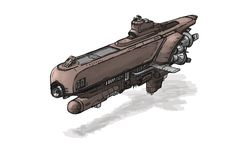 Diesel Space - Destroyer concept by Skaiway on DeviantArt Space Ship Concept Art, Alien Concept Art, Concept Ships, Spaceship Design, Spaceship Concept, Steampunk Movies, Steampunk Festival, Sci Fi Spaceships, Capital Ship