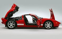 Photographs of the 2005 Ford GT. An image gallery of the 2005 Ford GT. Ford Gt40, Ford Mustang, Ford Gt 2005, Diesel, Classic Car Insurance, Pretty Cars, Unique Cars, Car Ford, Hot Cars