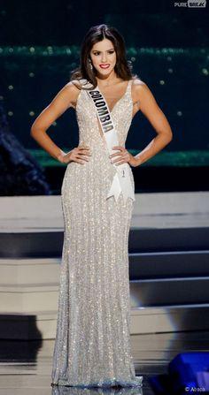 Miss Univers 2015 : Paulina Vega, Miss Colombie sacrée gagnante, Camille Cerf dans les 15 finalistes