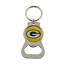 Amazon.com : NFL Green Bay Packers Bottle Opener Key Ring : Sports Fan Keychains : Sports & Outdoors