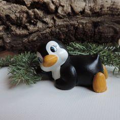 Keramik Pinguin von http://de.dawanda.com/product/73941819-Keramik-Pinguin