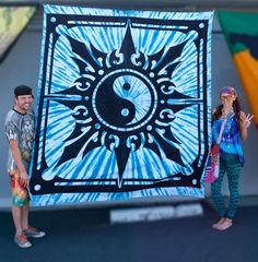 Yin-Yang Double Tapestry