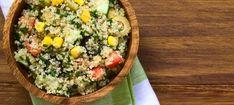 Ετοιμάζετε το Κινόα Fytro, σύμφωνα με τις οδηγίες παρασκευής.   Κόβετε τα λαχανικά σε μικρά κομματάκια και τα ανακατεύετε μαζί με το Κινόα. Συμπληρώνετε με τα υπόλοιπα υλικά και ανακατεύετε. Προσθέτετε αλάτι, πιπέρι, λεμόνι και φρέσκο κρεμμυδάκι, όσο επιθυμείτε.