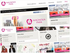 In the mid-2012, for Master Management Group, we have developed a new website for the biggest shopping centre in Wrocław - Magnolia Park. We were responsible for graphic design of the website, programming and uploading the content.     Take a look at the website >> http://www.magnoliapark.pl/