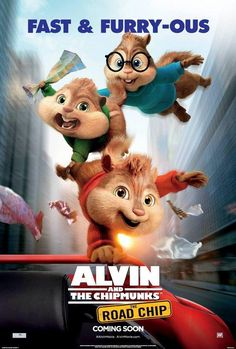 Alvin and the Chipmunks: The Road Chip (2015)