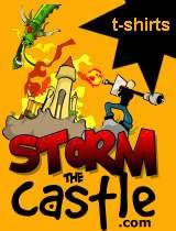 Storm The Castle -Creativity, Epic Fantasy, Classical Guitar, video game making, writing, dioramas, terrariums, and more