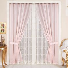 Elart Perde Seti Velux Pudra Classic Curtains, Luxury Curtains, Room Baby, Curtain Designs, Apartment Interior, Window Treatments, Interior Decorating, Room Decor, Rooms