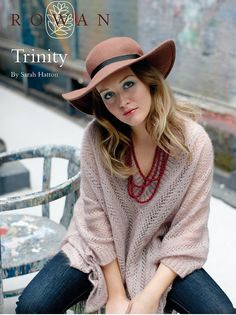 Trinity by Sarah Hatton in Rowan Kidsilk Haze: http://www.mcadirect.com/shop/rowan-kidsilk-haze-mohair-silk-p-48.html