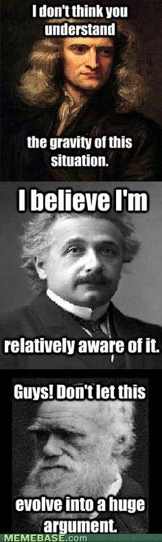 A Scientific Argument
