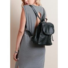 Come Along Woven Backpack