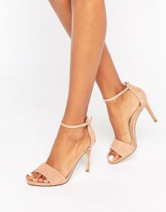 Fiolla ankle strap suede heeled sandals by ALDO. Shoes by ALDO, Suede upper…