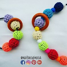 Disfrutemos de los colores llamativos  . #TalentoVenezolano #Mama #Bebe  #HechoaMano  #Lactancia #Lactanciamaterna #Lactanciaexclusiva #Mamaprimeriza #Collardelactancia #Collaresdelactancia #Collar #Collarmordedor  #Motricidadfina #Crochet #Breastfeeding #Mom #Baby #TeethingNecklace #Necklace #HandMade #Instamom #Collarporteo collar de lactancia  collares de lactancia #NaitaEspinosa @naitaespinosa Naita Espinosa