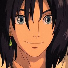 Studio Ghibli Art, Studio Ghibli Movies, Hayao Miyazaki, Anime W, Anime Guys, Totoro, Howl Pendragon, Howl And Sophie, Lilo Et Stitch