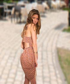 #summer #dress #loveit #beautiful dress #azüre #newcollection Summer Wind 39*95