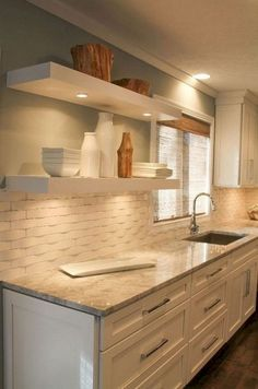 47+ Beautiful Kitchen Backsplah Tile Ideas #kitchendesign #kitchenremodel #kitchendecor