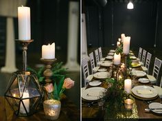 Industrial Glam Wedding Inspiration From Lovelocked Wedding Fair