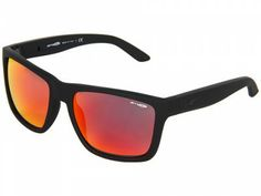 Óculos Arnette Men's Witch Doctor Matte Black Red #Oculos #Arnette