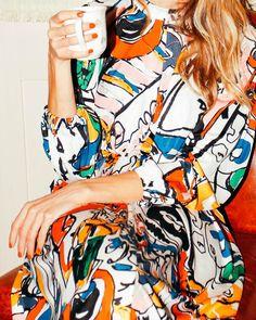 rachel comey bartram dress /mille lookbook