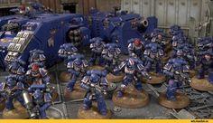 Warhammer 40000,warhammer40000, warhammer40k, warhammer 40k, ваха, сорокотысячник,фэндомы,Wh News,Space Marine,Adeptus Astartes,Imperium,Империум,Primaris Space Marines