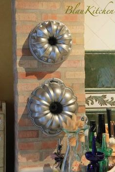 Nordic Ware in a Wall---I need more walls to do this !