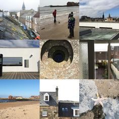 Holiday snaps! We're just back from beautiful North Berwick on the east coast of Scotland.