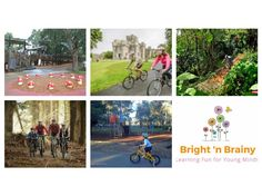 Bicycles… Big Fun! A Great Day Out!