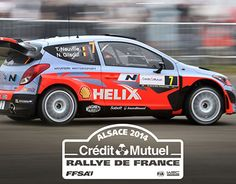 "Check out new work on my @Behance portfolio: ""FIA WRC - RALLYE DE FRANCE 2014"" http://on.be.net/1I8xOP3"