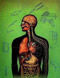 Mondorama 2000: Représentation symbolique de pratiques médicales
