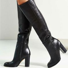 Sam Edelman Leather Over the Knee Boots                                                                                                                                                                                 More