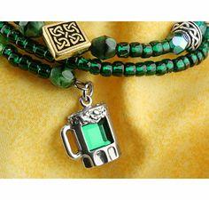 Irish Cheer Bracelet
