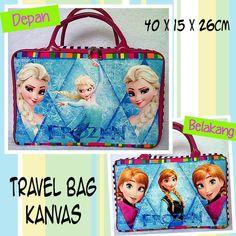 Travel Bag frozen diamond 100rb ● order WA/Line : 081386886644 ● ig @babykiddymommyshop