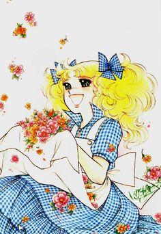 Artist: Yumiko Igarashi. 'Candy Candy'.
