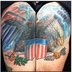 The Art of Daniel Brockett: Tattoos - The Art of Daniel Brockett