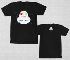 EggEye T-Shirt.   Now available at www.creepsbycubbins.com   #CREEPS #CREEPSbyCubbins