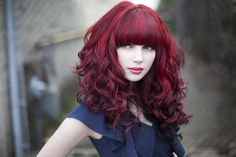 Amazing Red Hair!