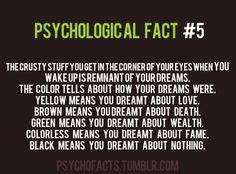psychological facts | Tumblr