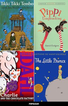 32 books from your childhood that your tots need to have on their bookshelves, stat!