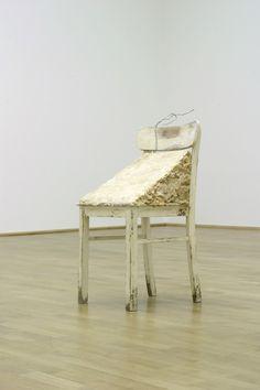 Joseph Beuys, Fat Chair, 1964