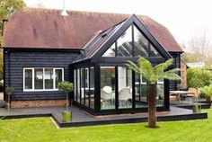 conservatory on barn conversion google search - Wintergartendesigns