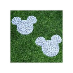 These walking stones for your garden.