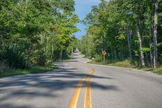 Route 42 in Door County