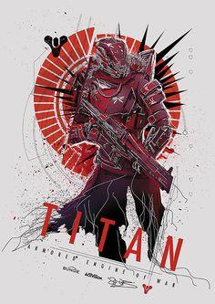 Destiny Titan - Scott Woolston