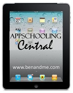 AppSchooling Central -- educational apps categorized by subject -- planning, history/geography, math, language arts, and science #homeschool #apps #edapps