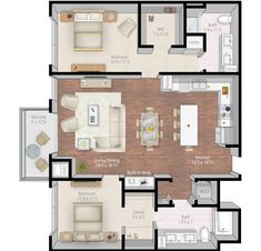Luxury Condos Floor Plans
