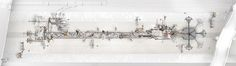 The Hidden Orchestra, by Alice Labourel – Ecole Spéciale d'Architecture – B.Arch Thesis