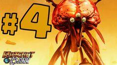 Ratchet & Clank ITA #4 - A Caccia di Cervelli - PS4