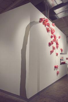 wonderful art display